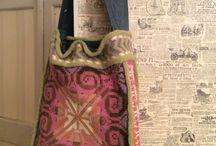 Сумки / Интересные, вместительные, красивые, некожаные сумки.