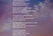 Beautiful Poems / These poems are great for depression, love, sad love etc