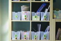 Workboxes / Ideas for using workboxes in your homeschool.