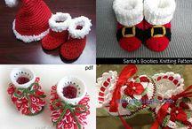Pletení - vánoce