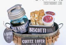 Gift Ideas - Baskets/Tins