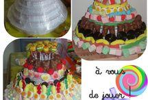 sweet cake decoration