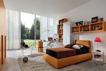 Bed room interior design by Eminent