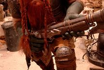 Character - Thunderbrew / Ideas for a Warcraft inspired dwarf cosplay.