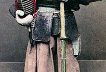 кендо самурай