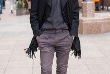 One Gentleman's World / Fashion
