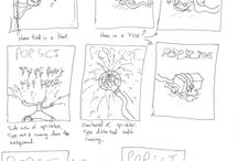 Design { Artist's process }