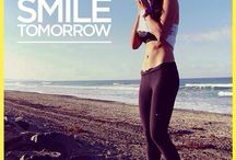 Get fit / Workout inspirational