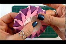 Video, Origami, Mandala RH