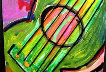 jazz art / by marce miller