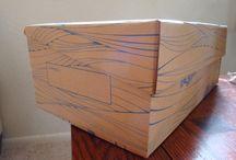 M22: Box ideas