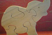 слон пазл