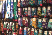 Everything Socks / We have all the good brands with a huge selection for women, men's and children