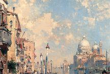 картины Венеция