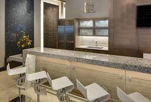 Modern Lighting- Kitchen / Examples of modern lighting centered on the kitchen!