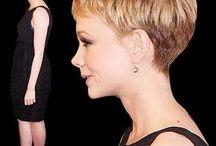 krátke vlasy účesy