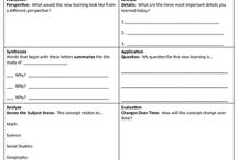 Classroom entrance and exit tickets