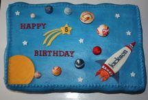 Rocket/Space cake