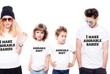 Koszulki dla rodzin / Koszulki dla rodzin już niedługo dostępne w sprzedaży za jedyne 54,90zł / komplet 3 sztuki pic.twitter.com/yd8a81muEu