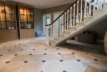 Limestone from a little further afield ... / Interiors by Stamford Stone Co.