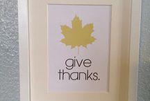 Thanksgiving\