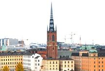 Stockholm trip❤