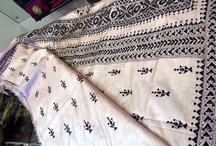 Sarees from West Bengal