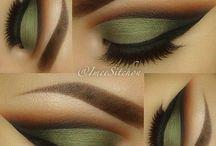 make up-eyes