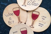 Coasters / Coasters / by Edwige Gendron