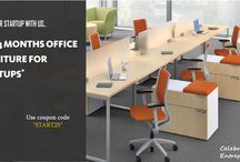 Office Furniture / CityFurnish.com is making furniture rental affordable and easy. We deliver, install and pickup furniture packages so that you can relax, while we do the setup.