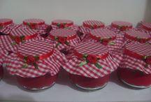 Festa Chapeuzinho Vermelho / Festa 4 anos da Leila