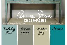 Chalk Paint / by Wanderlust Collection