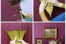 Malern/Wandgestaltung