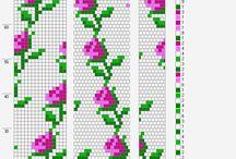 Wzory z koralików