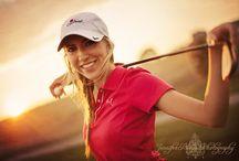 Portrait Sport Golf