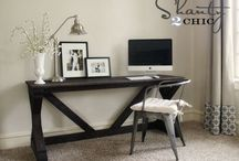 DIY: Furniture & Home Decor / by Becky Rossa