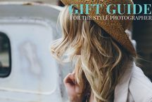 Style Photographer Gift Guide / Does a special someone in your life love taking selfies or styling new, fashionable looks for their blog? Beach Camera has cameras AND the fashion accessories your fashionista needs for their style and fashion photography. / by Beach Camera
