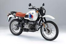 BMW R80 G/S Paris Dakar