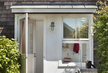 New back door / by Brenda Willett