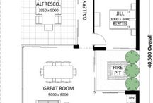 Lugano floor plan with names