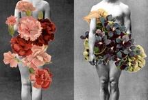 flower + man