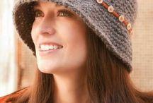 sombreros de moda inviernosombreros tejidos de invierno