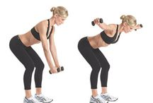 work outs / by Mallory Fryz
