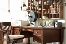 Home office ideas / by Susan Clawson