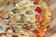 massas e pizzas