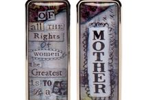 Mother's Day / Mother's Day gifts jewelry clocks books picture frames