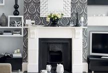 Fireplace / by Elizabeth Fernandez