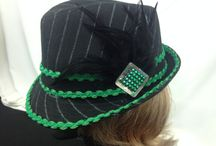 Roaring 20s Great Gatsby Hats / Hats inspired by the 1920s and the Great Gatsby!