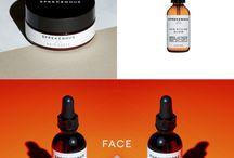 Cosmetics packaging - Alexander Sprekenhus / Minimalist cosmetics packaging from the brand Alexander Sprekenhus