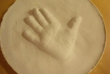 popup hand and foot print